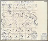 Township 12 N., Range 3 W., Coddington, Buckhorn Hill, Lewis County 1960c